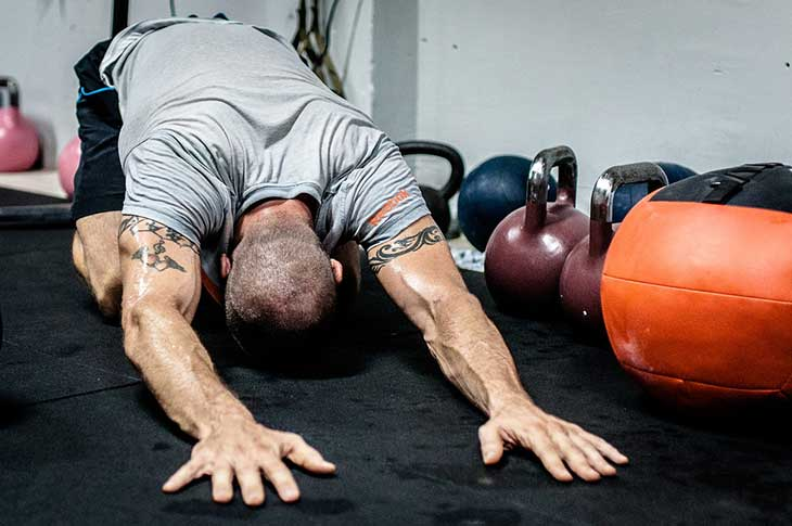 Exercise for strength of bones and muscles