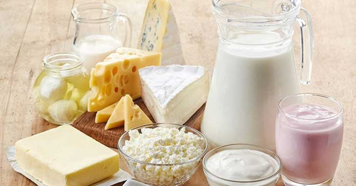 Can you eat dairy products on a keto diet
