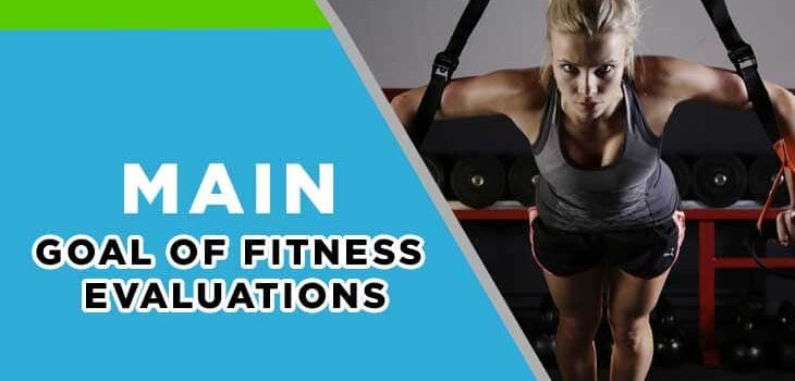 Main Goal of Fitness Evaluations