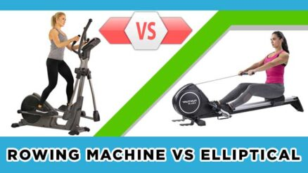Rowing Machin vs Elliptical