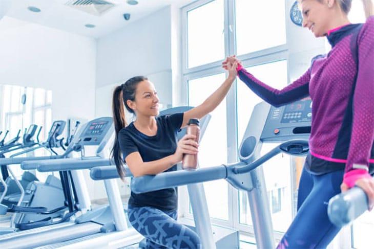 Flexible Workout Programs by Treadmill