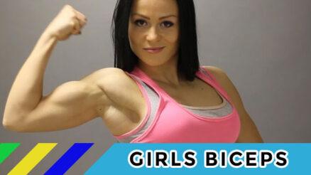 Girls Biceps