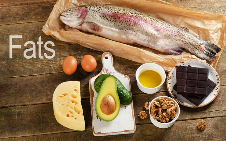 Healthy Fats in Your Diet