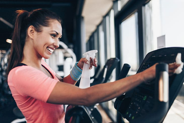 Treadmill Cleaning Tips