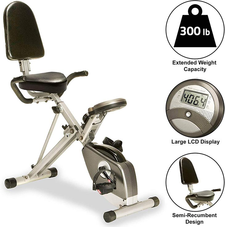 Highlighted Features Of Exerpeutic 400xl