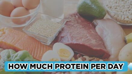 How Much Protein Should You Eat Per Day