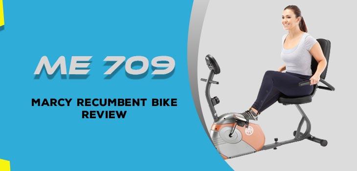 Marcy Recumbent Exercise Bike ME 709 Review
