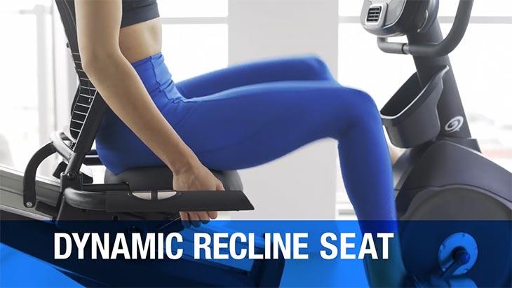 Dynamic Recline Seat
