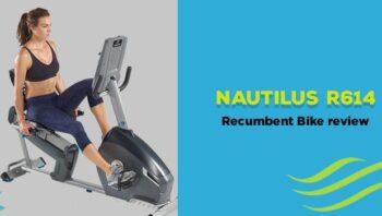 Nautilus r614 Recumbent Bike Review