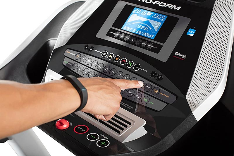 Features & Specification of ProForm 905 CST Treadmill